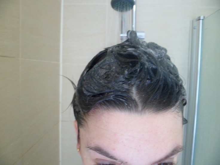 no shampoo 2
